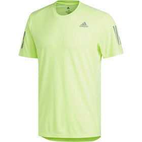 adidas Own The Run T-Shirt Men, hi-res yellow/reflective silver
